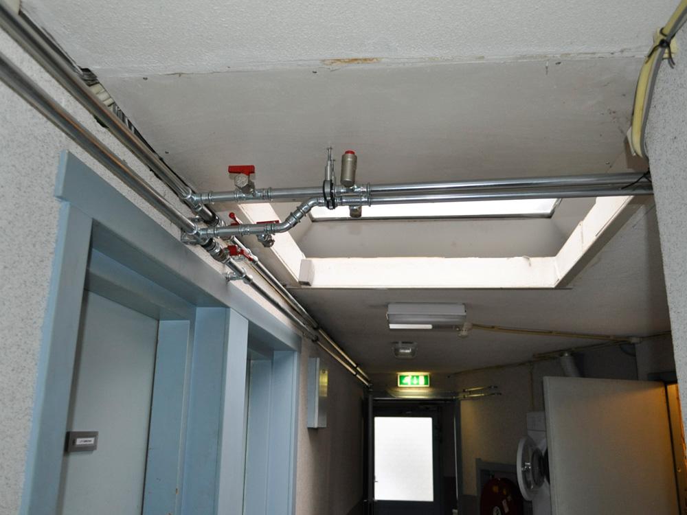Loodgieter studentencomplex Utrecht onderhoud