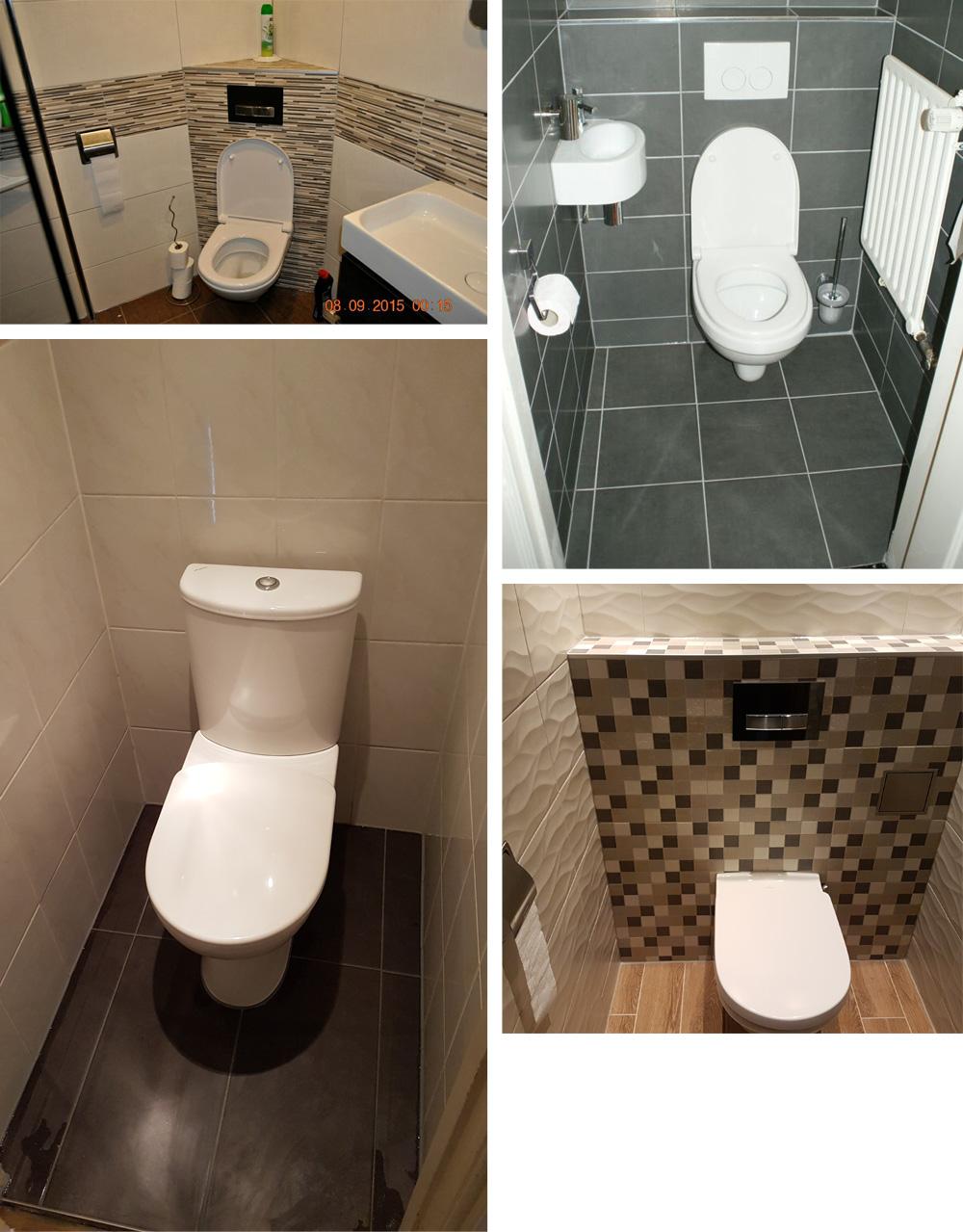 WC renovatie in Utrecht